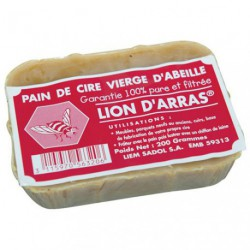 CIRE ABEILLE LION ARRAS PAIN 200G