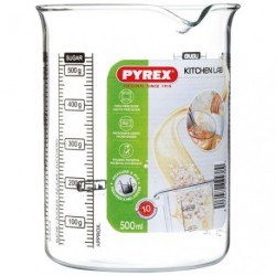 VERRE DOSEUR 0.50 L KITCHEN LAB