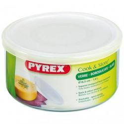 PLAT CONGEL ROND 1L6 16CM5 153 PYREX