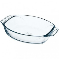 PLAT FOUR OVALE 30X21 OPTIMUM PYREX