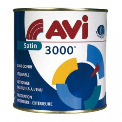 AVI 3000 SATIN 0.5L SABLE