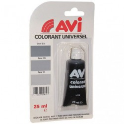 AVI COLORANT UNIV. 25ML NOIR