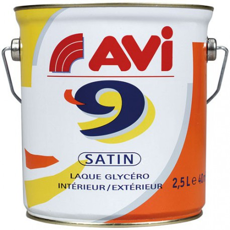AVI 9 SATIN 2.5L SABLE