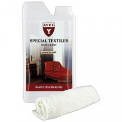NETTOYANT SPECIAL TEXTILES AVEL 0.5L