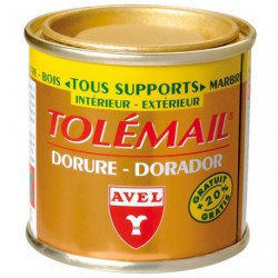 DORURE TOLEMAIL OR PALE 50ML
