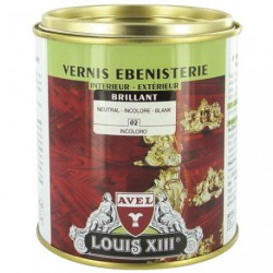 VERNIS BOIS BRIL.LOUIS13 250ML INCOLOR