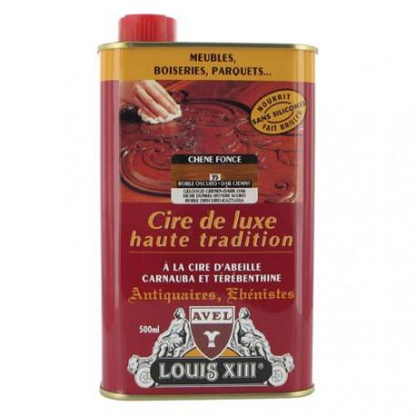 CIRE LIQUIDE LOUIS13 500ML CHENE FONCE