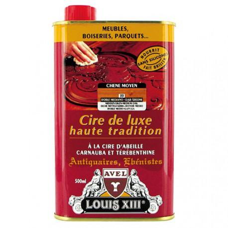 CIRE LIQUIDE LOUIS13 500ML CHENE MOYEN