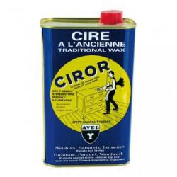CIRE CIROR LIQUIDE 1L JAUNE
