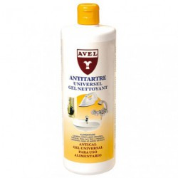 GEL ANTI TARTRE AVEL RECHARG.500ML