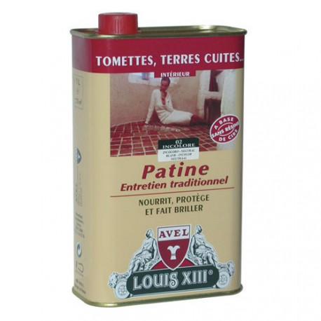 PATINE CARRELAGE LOUIS13 1L INCOLORE