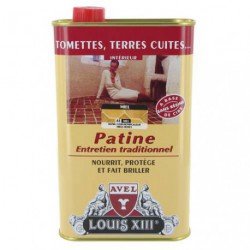 PATINE CARRELAGE LOUIS13 1L MIEL