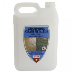 SHAMPOING CIRANT CARRELAGE SOLS PLAST
