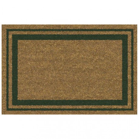 TAPIS BROS.COCO BORDE ASS 40X60
