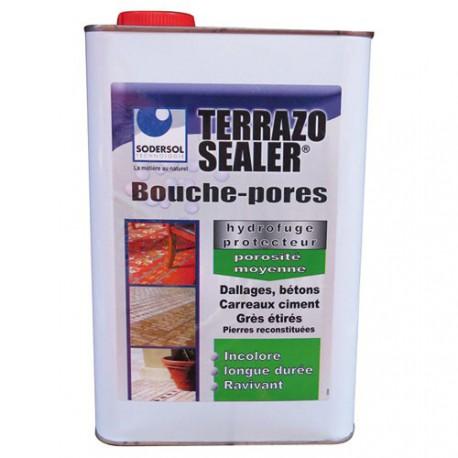 TERRAZO SEALER 5 L FORMULE VERT