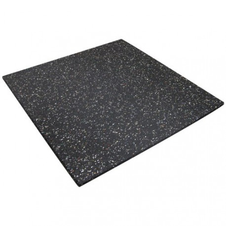 DALLE ANTI-VIBRATION 600X600X 10MM