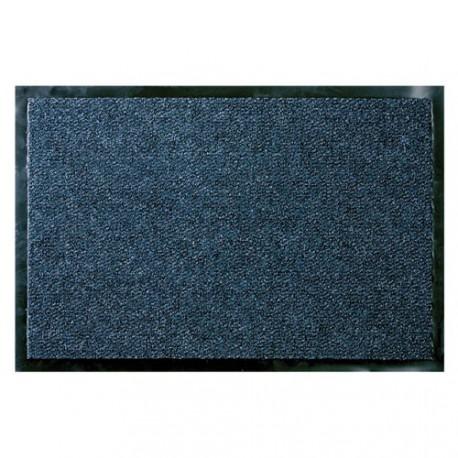 TAPIS FLORAC 90X150CM BLEU