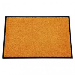 TAPIS ABSORBANT MIRANDE 40X60 ORANGE
