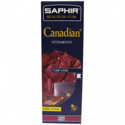 CANADIAN SAPHIR TUBE 75ML ACAJOU
