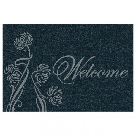 TAPIS COCO COLL.CONTEMP.BLANCH.40X60AS
