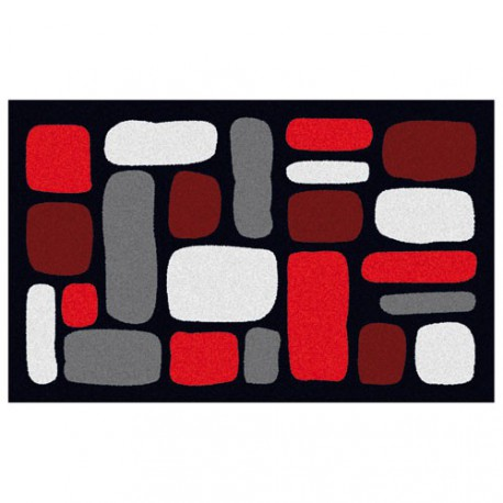 TAPIS ABSORBANT GRAPH. 50X80 PASSION