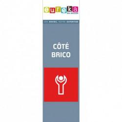 PANNEAU UNIVERS COTE BRICO VERT.30X100