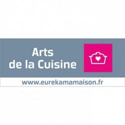 PANNEAU FAMILLE ARTS DE LA CUIS.65X25