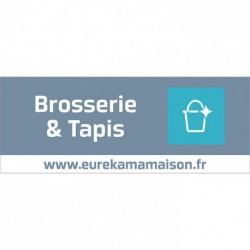 PANNEAU FAMILLE BROSSERIE TAPIS 65X25