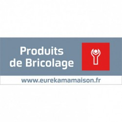 PANNEAU FAMILLE PRODUITS BRICOL.65X25