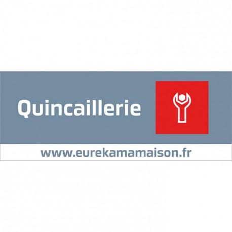 PANNEAU FAMILLE QUINCAILLERIE 65 X 25