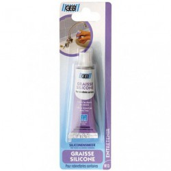GRAISSE SILICONE ROBINET BLISTER 20ML