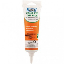 COLLE PVC GEL PLUS TUBE PEG 125ML