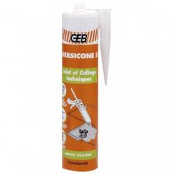 GEBSICONE S SILICONE C.310ML TRANSLUC.