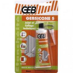 GEBSICONE S SILICONE BL50ML BLANC