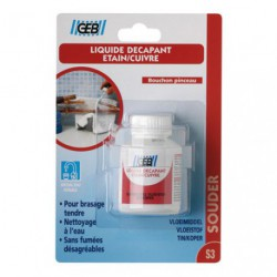 DECAPANT LIQ.BRASAGE TENDRE TUBE 50ML