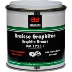 GRAISSE GRAPHITE INDUST.GEB BTE 200G