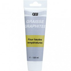 GRAISSE GRAPHITE GEB TUBE 125ML