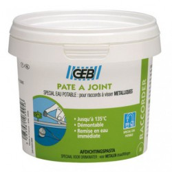MASTIC EAU POTABLE GEBATOUT POT 500G