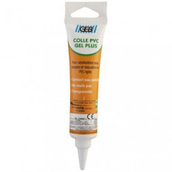 COLLE PVC GEL PLUS TUBE PEG 50ML