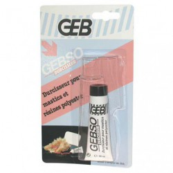 GEBSOFER DURCISSEUR TUBE 30ML
