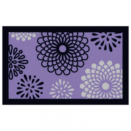 TAPIS ABSORBANT GRAPH. 50X80 POESIE