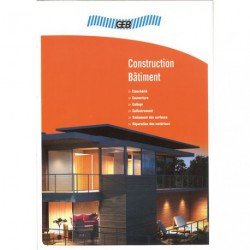 CATALOGUE GEB CONSTRUCTION BATIMENT