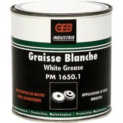 GRAISSE BLANCHE INDUSTRIE 600G