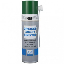 GRAISSE MULTISERVICE AEROSOL 650 500ML