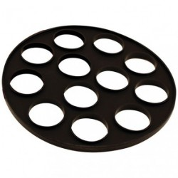 MOULE BLINIS X12 SILICONE