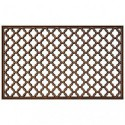 TAPIS EBENE ANTIQUE BRONZE 45CM X 75CM