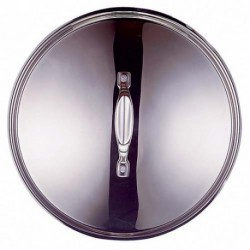 COUVERCLE INOX CHEF D.14CM