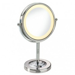 MIROIR LUMINEUX ROND GROSSISSANT X5