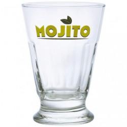 GOBELET A PIED MOJITO 40CL X6