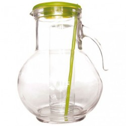 CARAFE KUFRA COUVERCLE VERT 2L